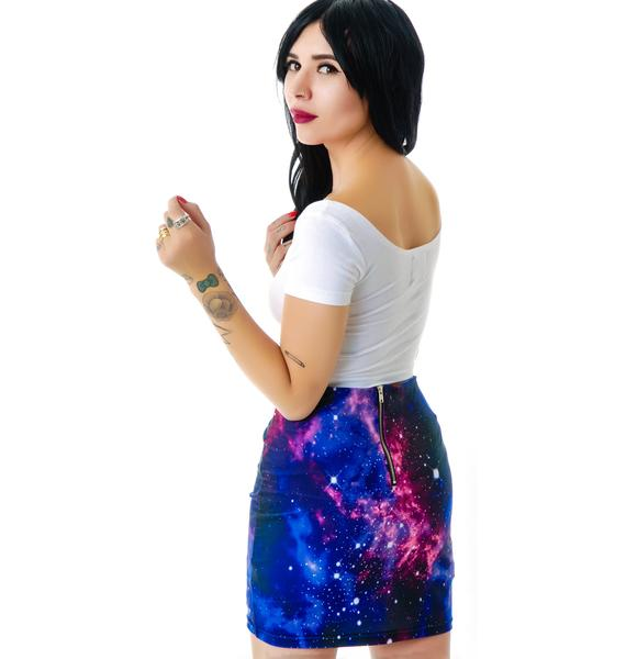 Orion Mini Skirt