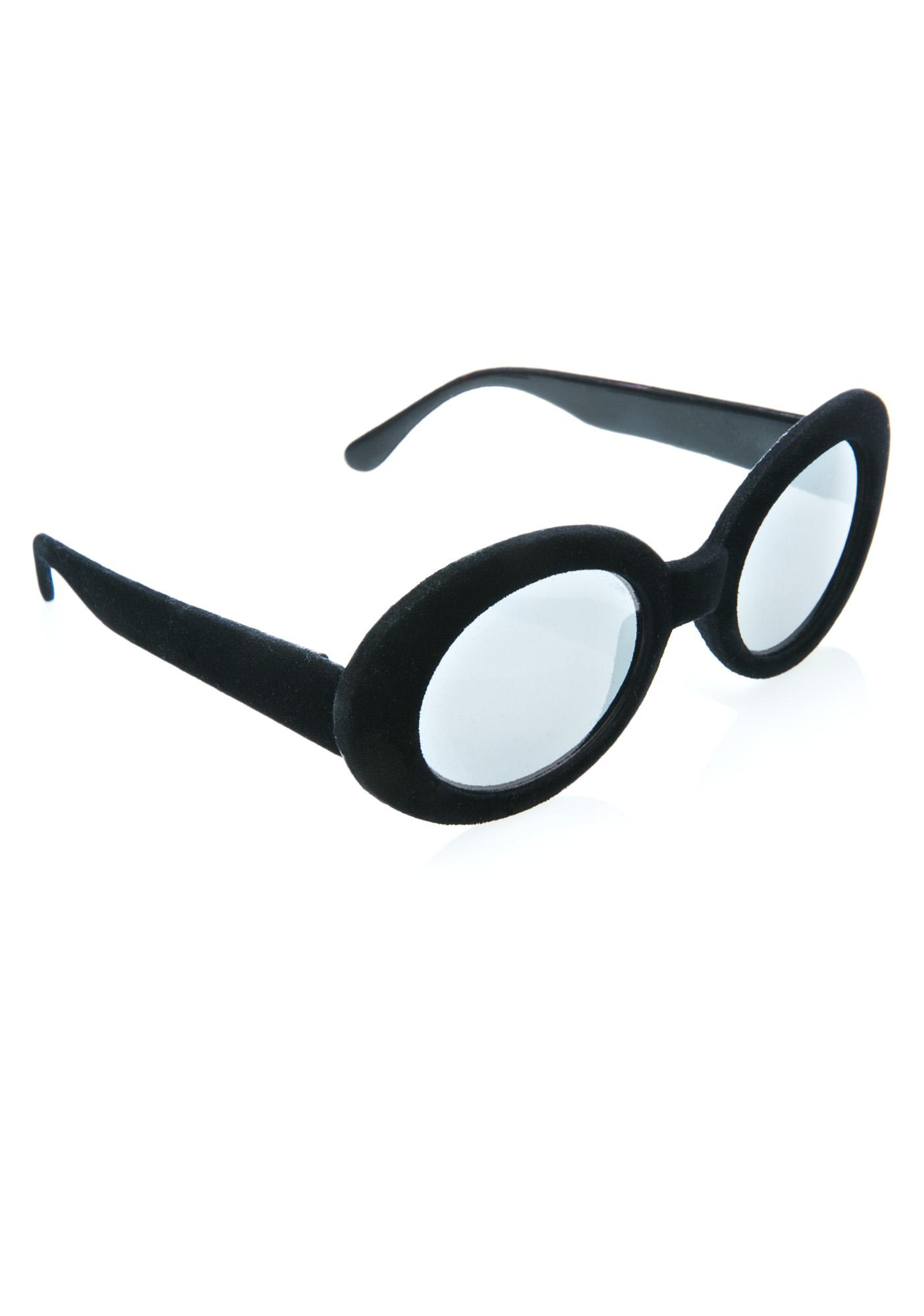 Believer Velvet Sunglasses