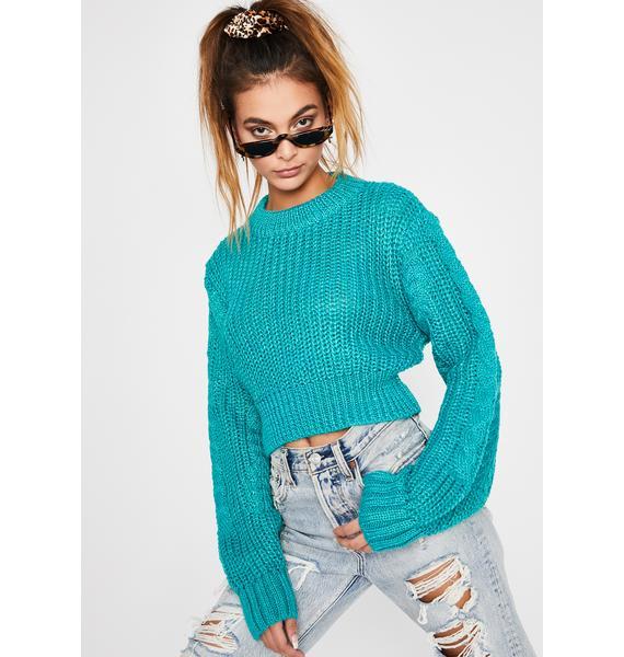 Bae Mode Knit Sweater