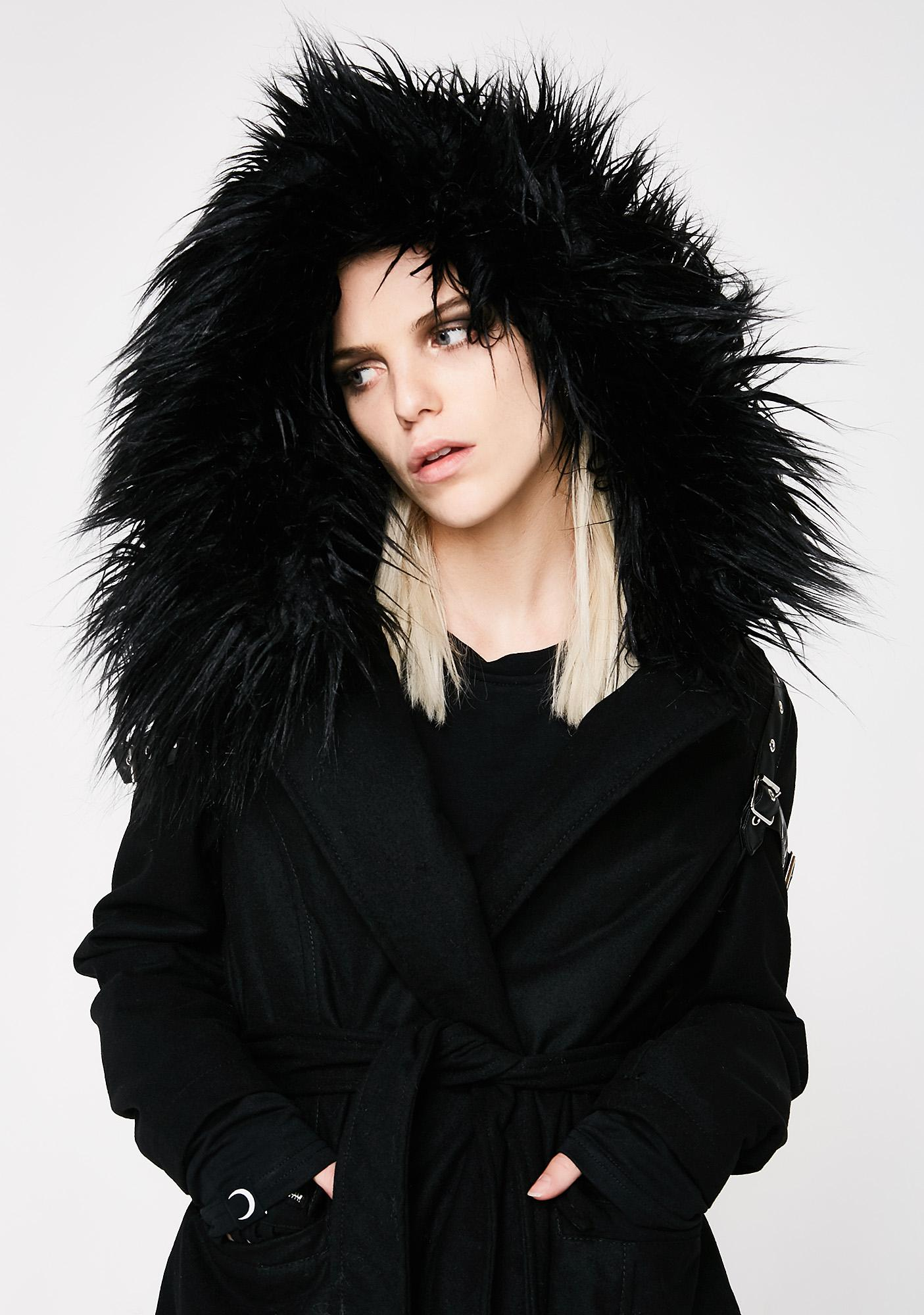 Killstar Seventh Seance Coat