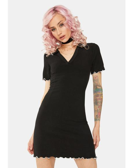 Polarize Polo Dress