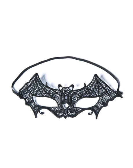 Batty Babe Eye Mask