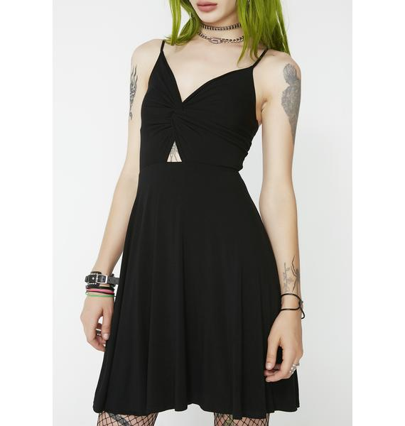 Hey Mami Cut-Out Dress