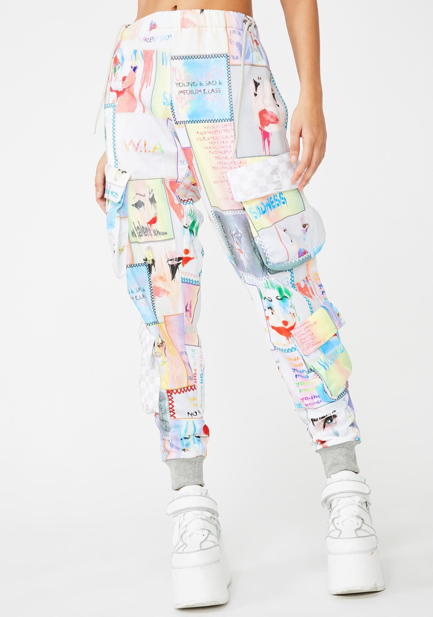 W.I.A Bag Cargo Pants