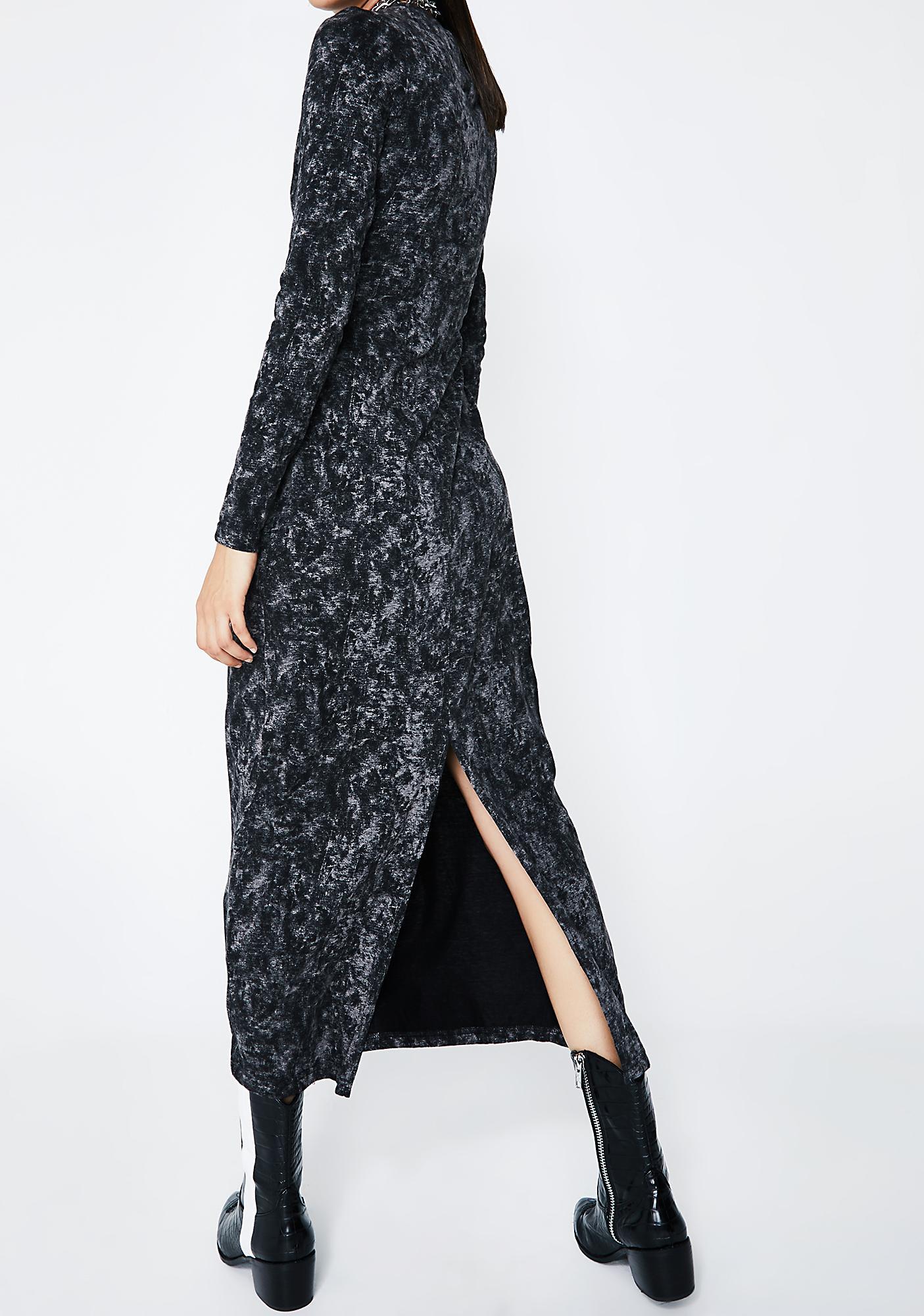 Mixed Emotions Maxi Dress