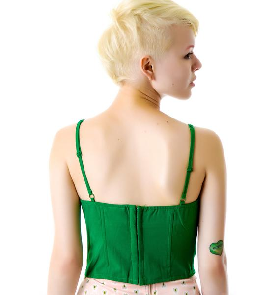 Moulin Strappy Bustier