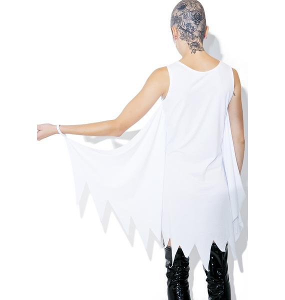 Jersey Ghost Dress