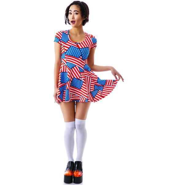 Joyrich Rich Land SKater Dress