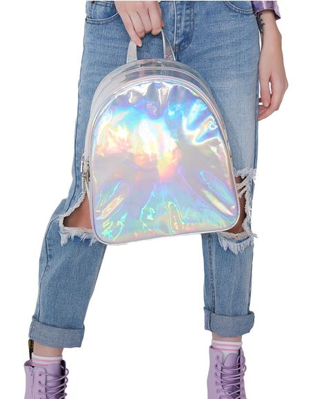 Holla Back Girl Backpack