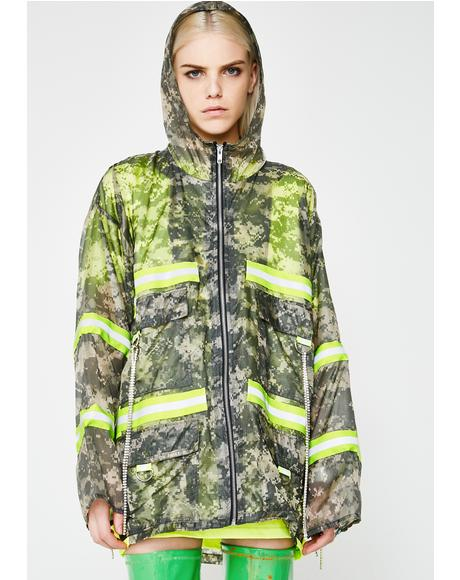 Crystal Camo Jacket