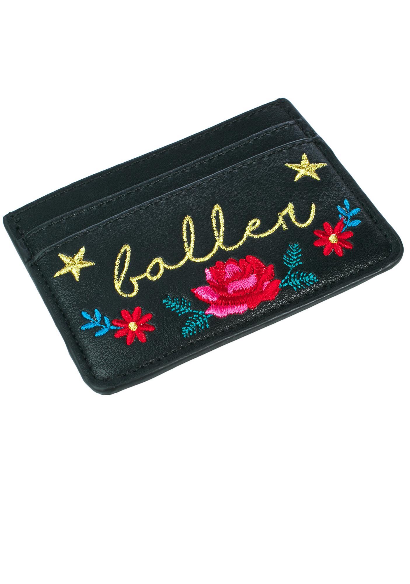 Skinnydip Baller Card Holder