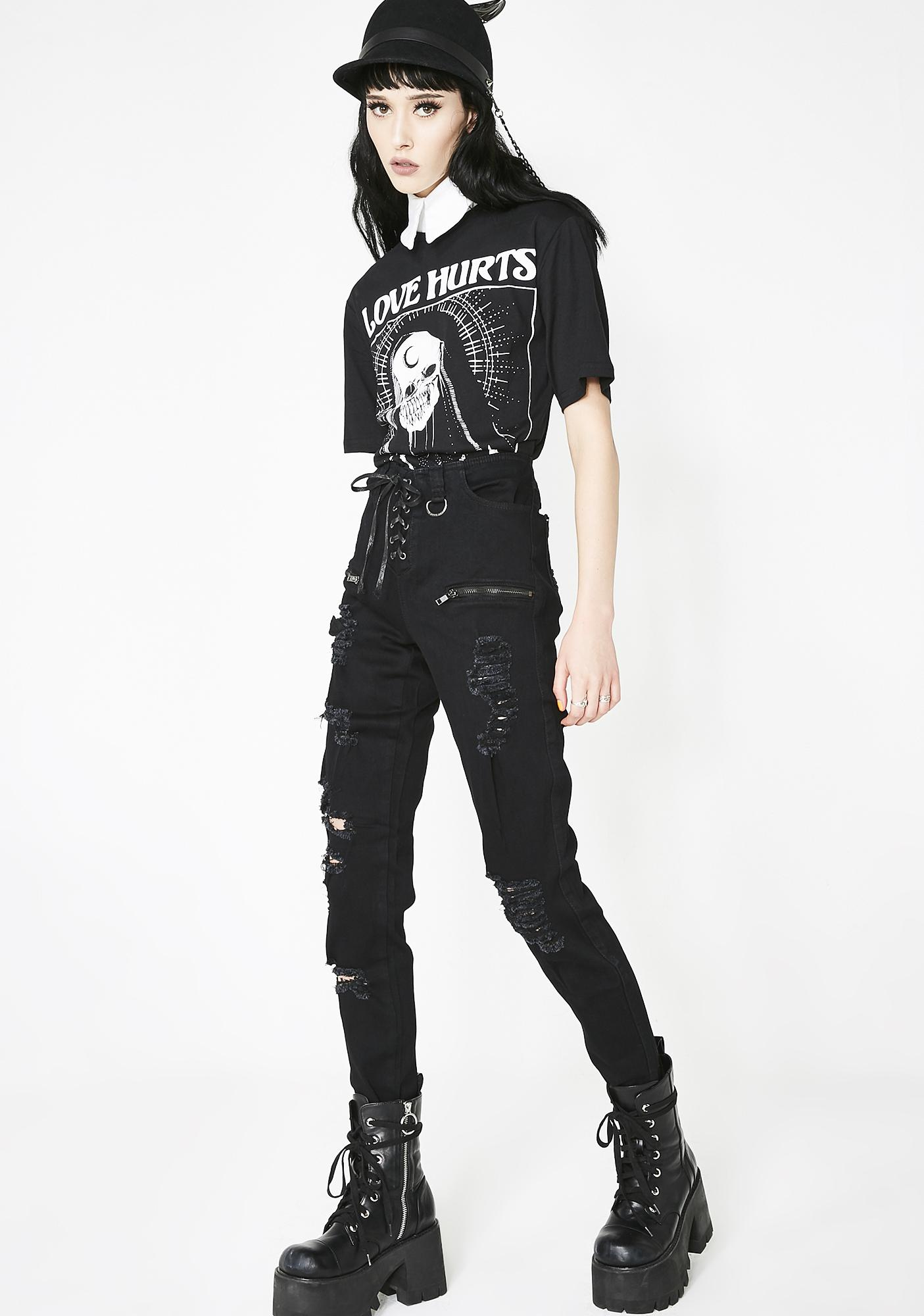Killstar Diablo Jeans