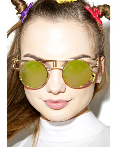 Speqz Amber Sunglasses