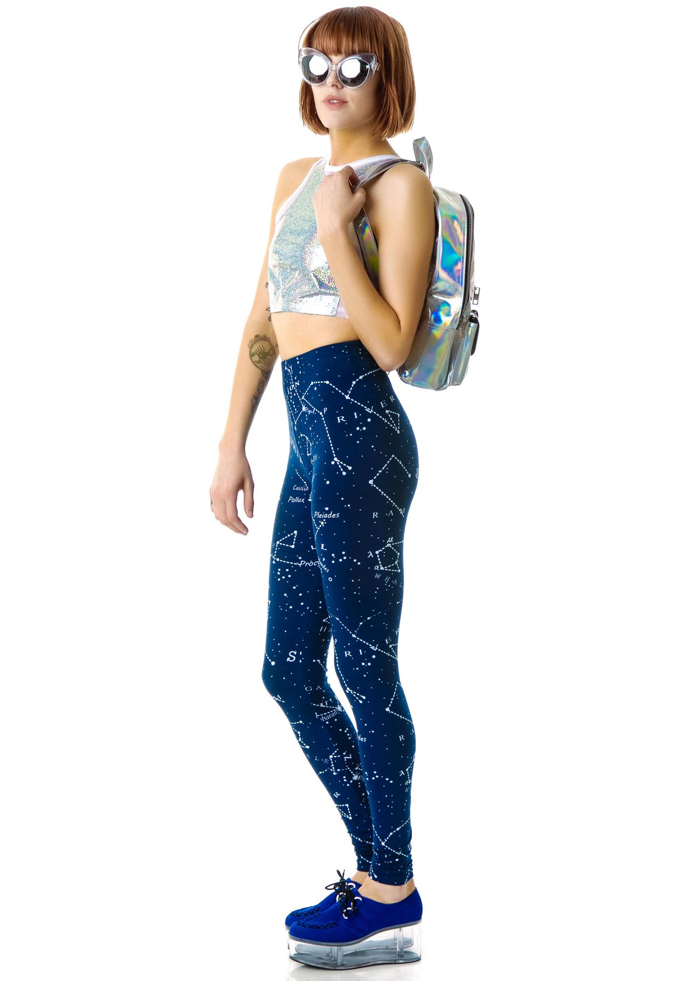 Fairground Scorpio Leggings