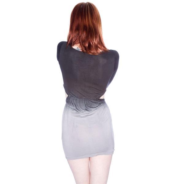 Stylestalker Frontin Mini Dress