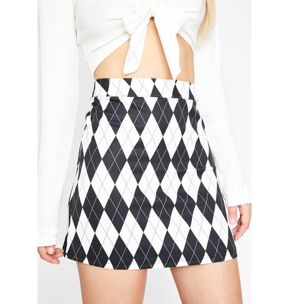 Sugar Thrillz Jeepin' Around Mini Skirt