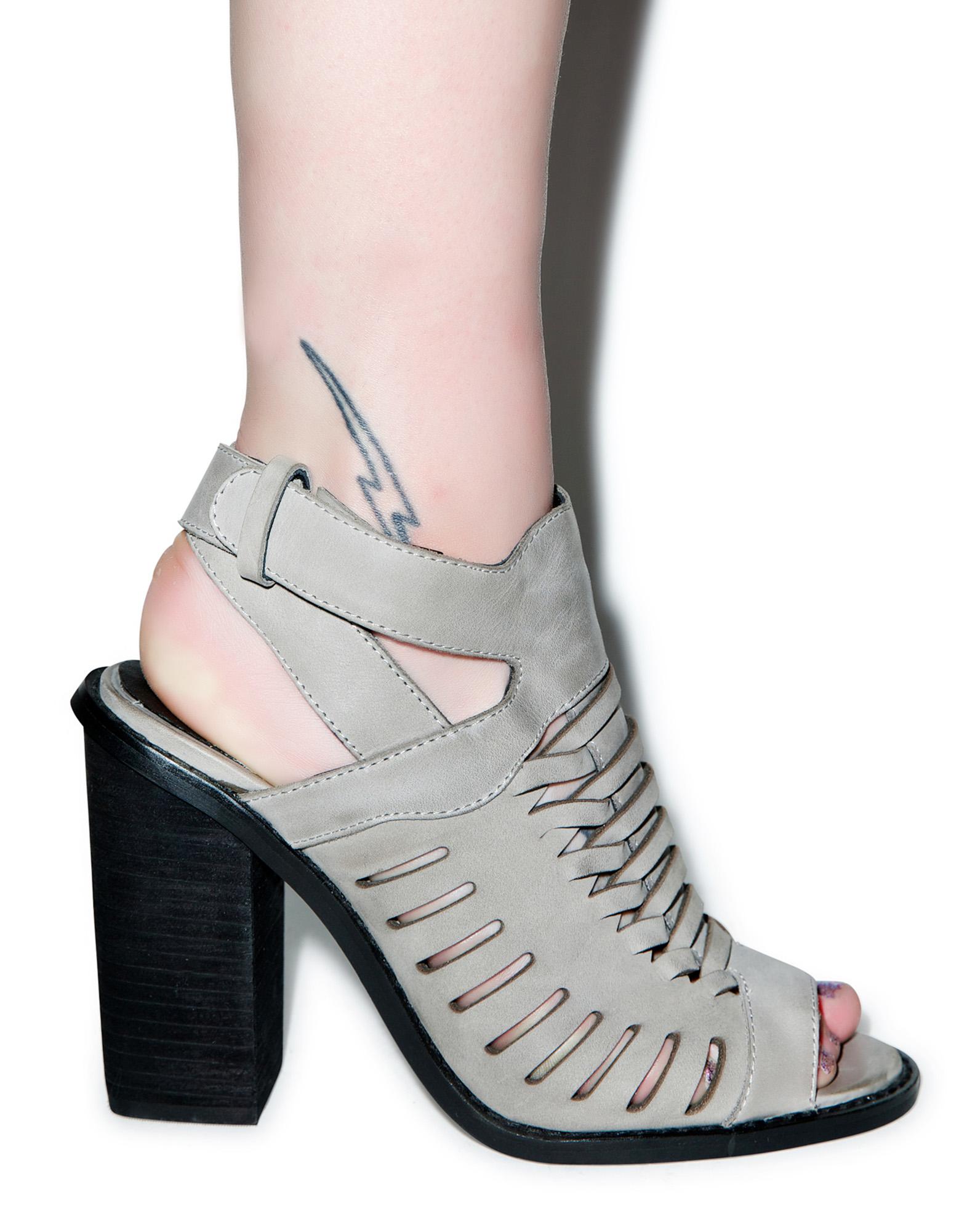Intentionally Blank Turbo Heels
