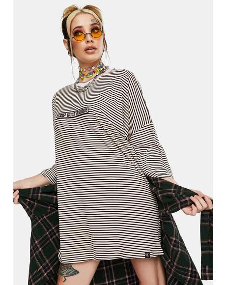 Hostile T-Shirt Dress