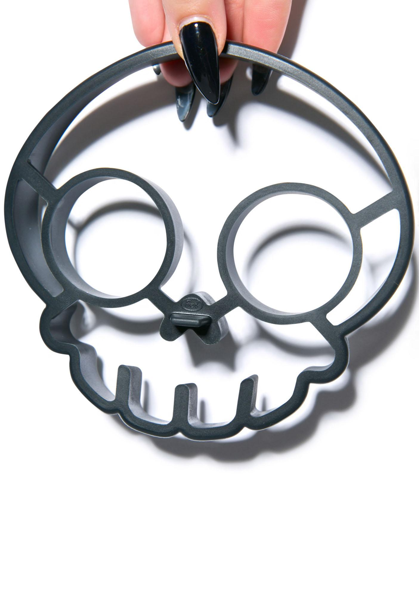 Funny Side Up Skull Corral
