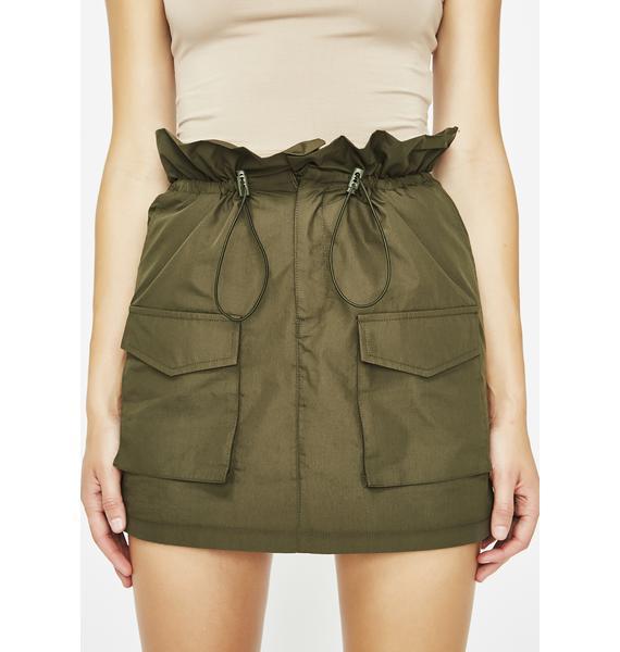 Stole Yo Chick Mini Skirt