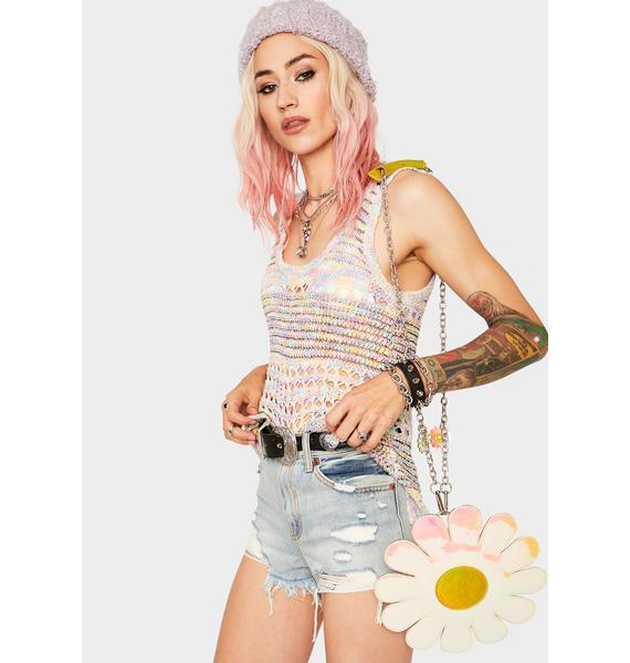 Mink Pink Cher Knit Cami