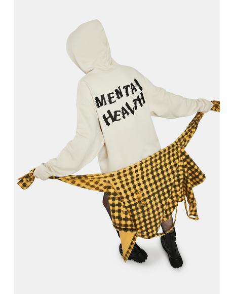 Mental Health Graphic Hoodie