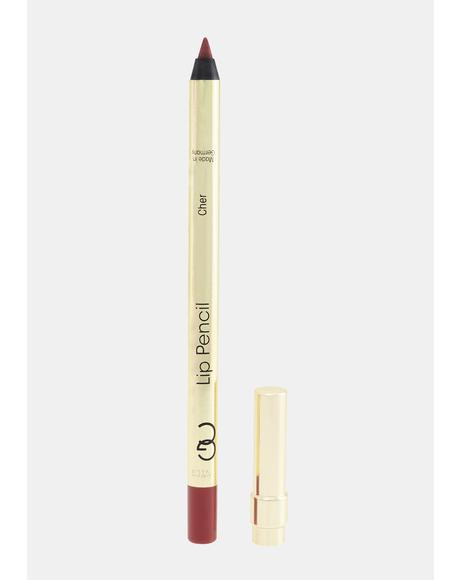 Cher Lip Pencil