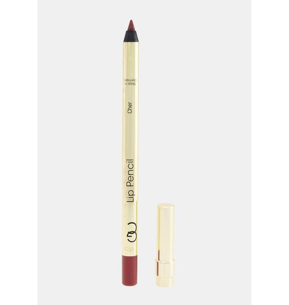 Gerard Cosmetics Cher Lip Pencil