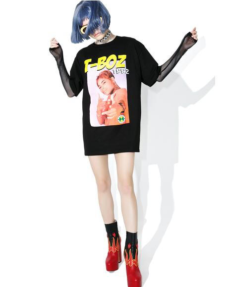 TLC T-Boz T-Shirt