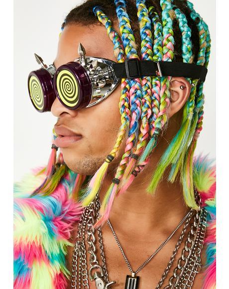 Twisted Vizion Cyber Goggles