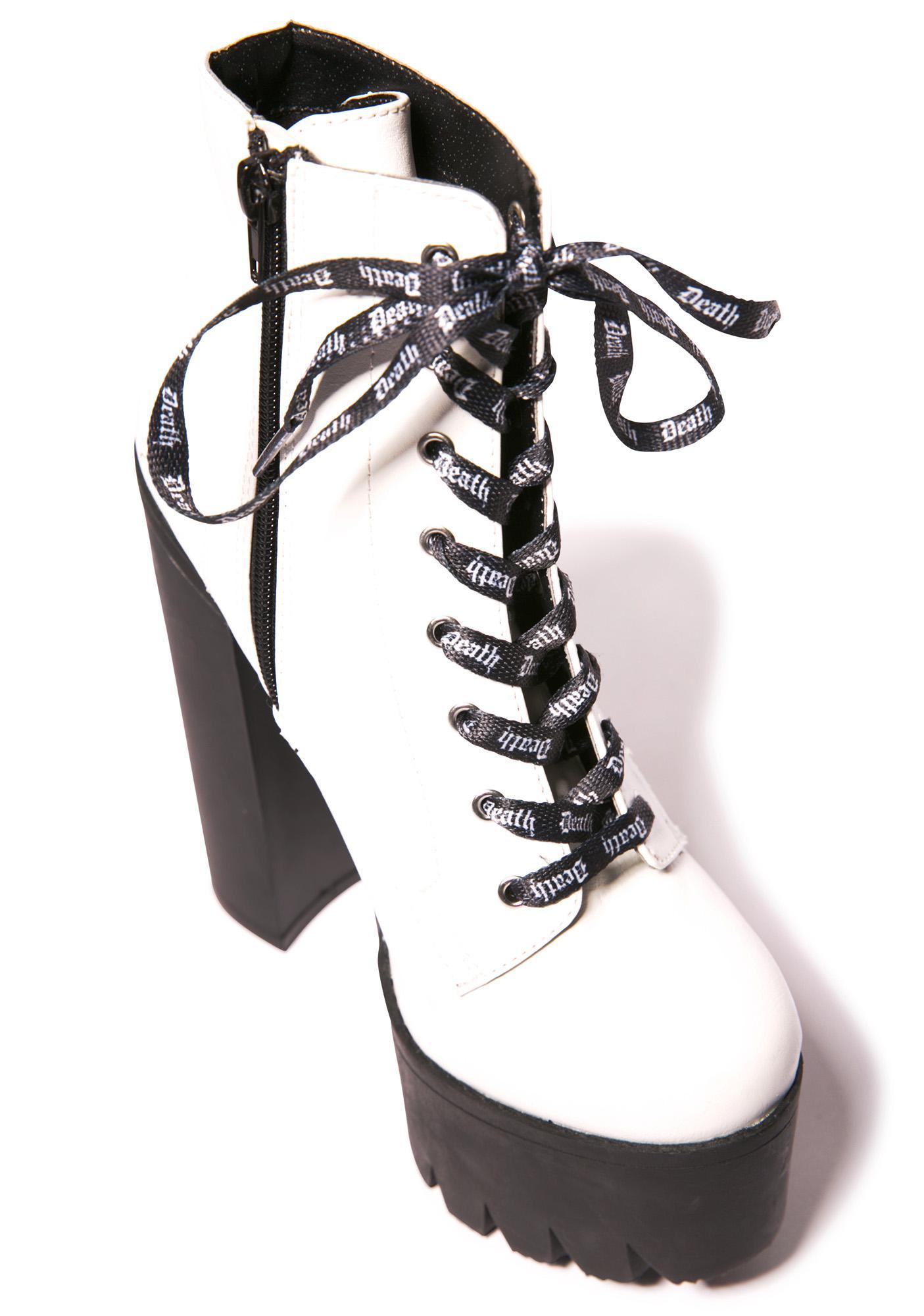 Mishka Neighborhood Sniper Shoe Laces