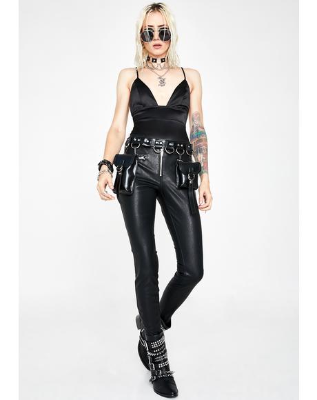 Chic N' Roll Cami Bodysuit