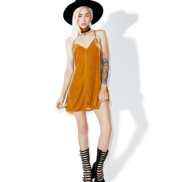 For Love & Lemons Collette Tank Dress