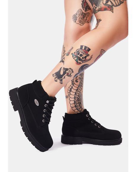 Drifter Fleece LX Chukka Boots