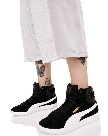 Vikky Mid Sneakers