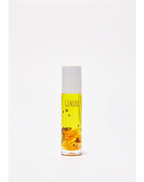 Gemini Oil Perfume Roller