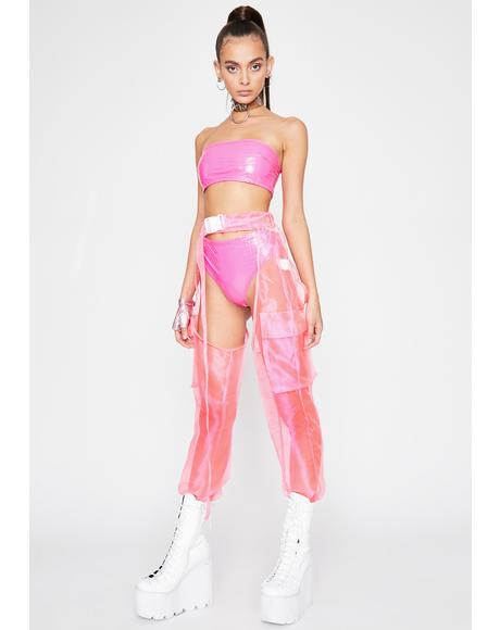 Baby Icon Edition Organza Chaps