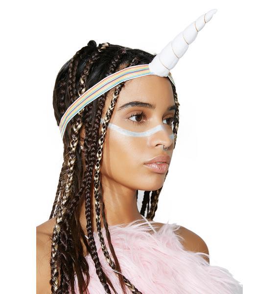 KritterKlips Unicorn Horn