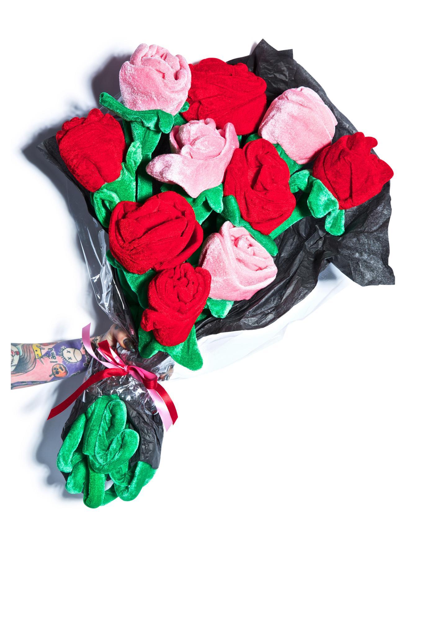 The Tuxedo Mask Rose