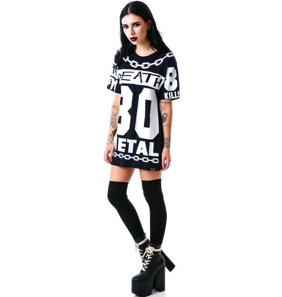 Killstar Death Metal T Shirt