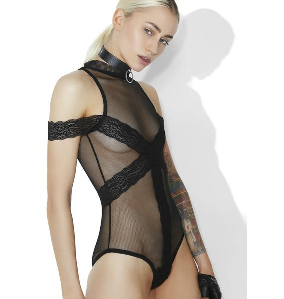 Breakdown Sheer Bodysuit