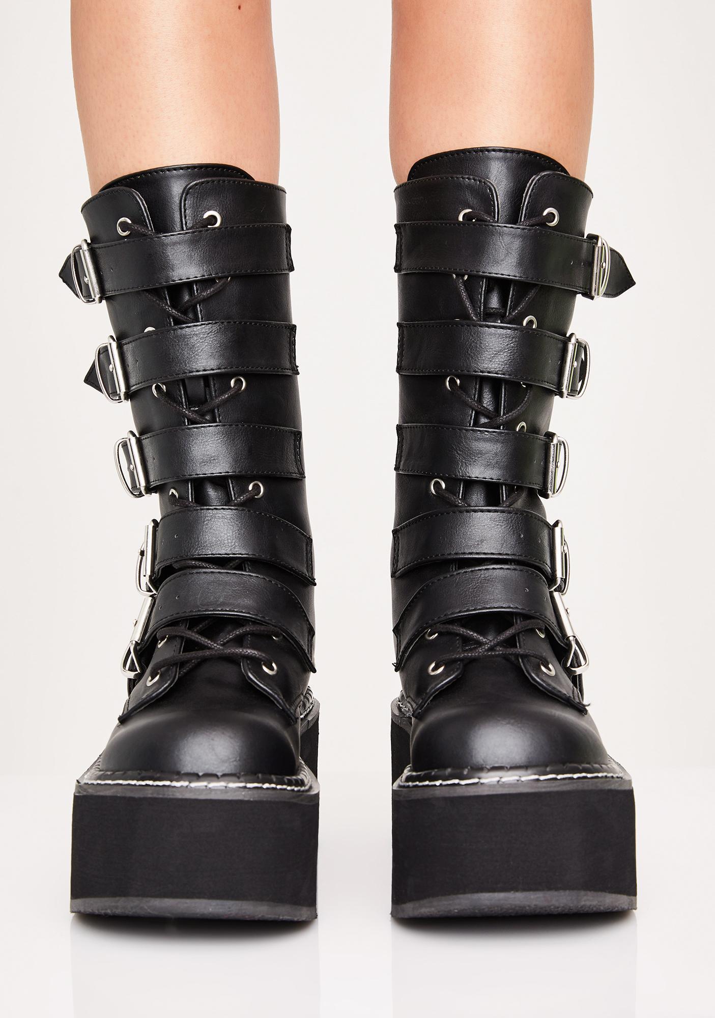 Demonia Armageddon Boots