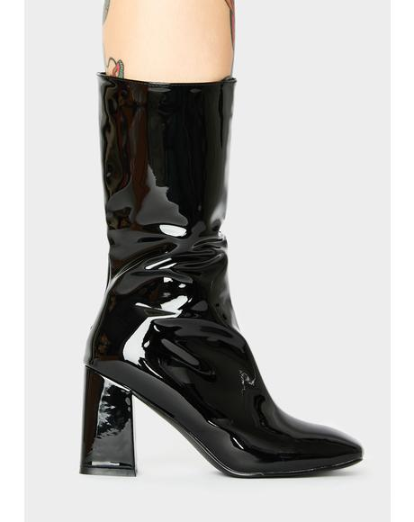Cinder Ankle Boots