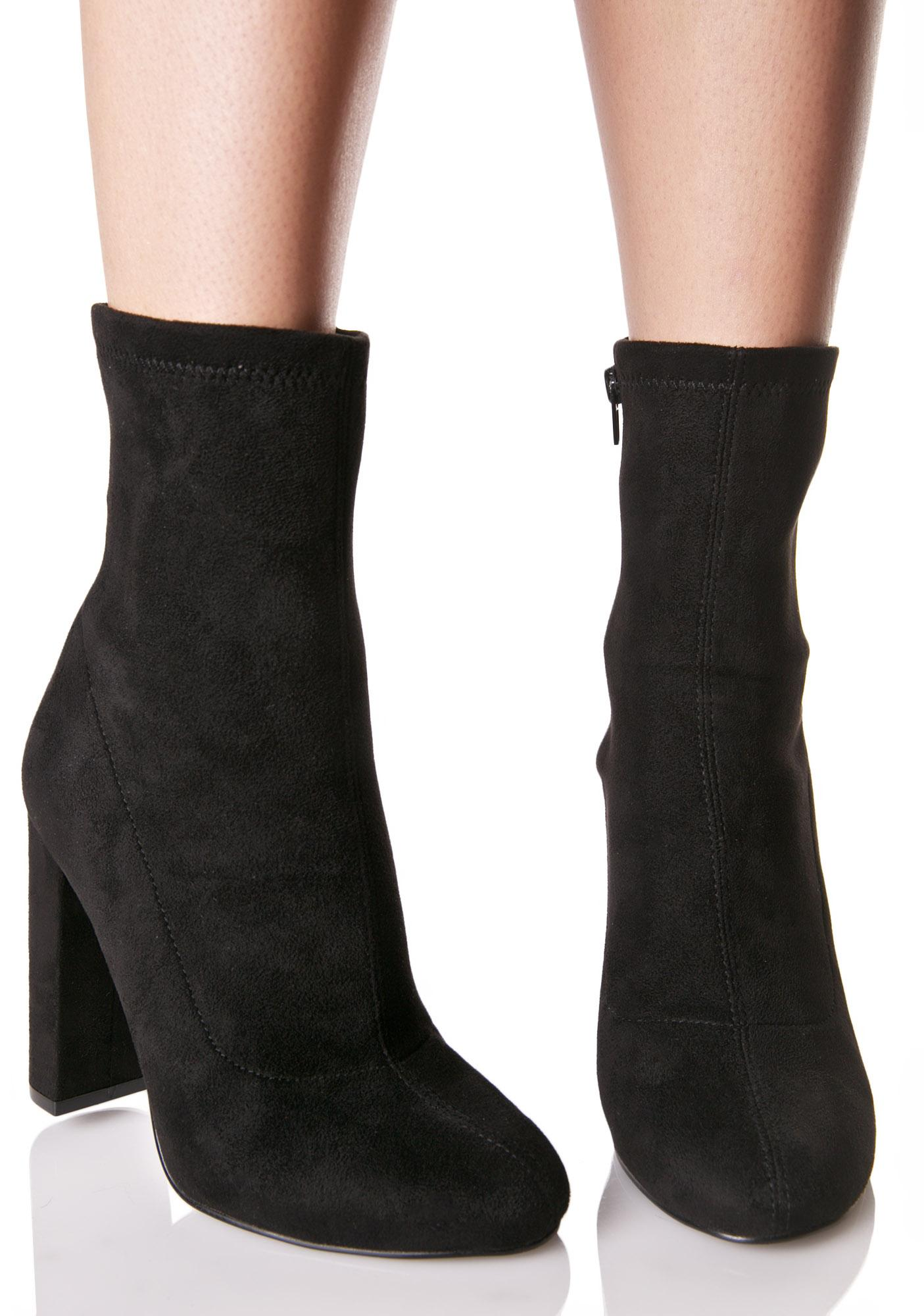75ea650fd21172 ... Lust For Life Daria Ankle Boots ...