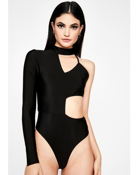 Hella Moods Cut-Out Bodysuit