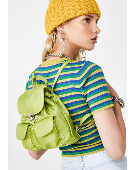 Fresh Start Mini Backpack
