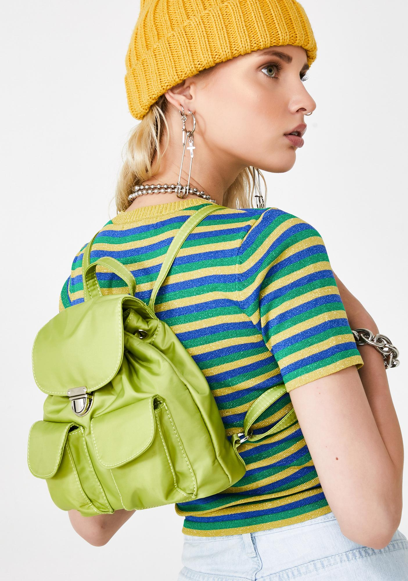 Current Mood Fresh Start Mini Backpack