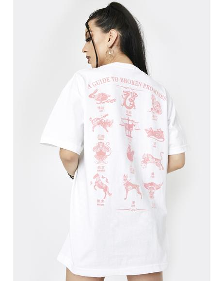 Lunar Guide Graphic Tee
