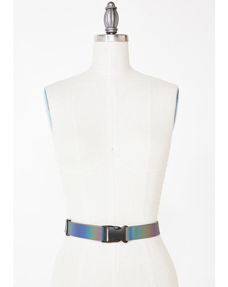 Epic Matter Reflective Belt
