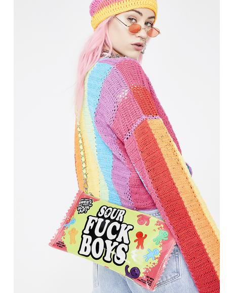 Sour Fuck Boys Bag